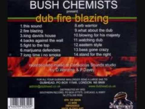 Bush Chemists.~Dub Fire Blazing.(Full Album)