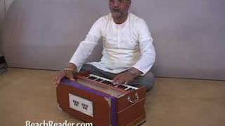 Harmonium Basic Playing Demonstration