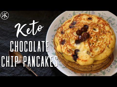 bojack-horseman's-chocolate-chip-pancakes-|-keto-pancakes-|-keto-recipe