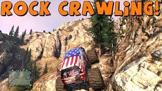 GTA 5 Multiplayer | with AR12Gaming | Liberator Rock Crawling!