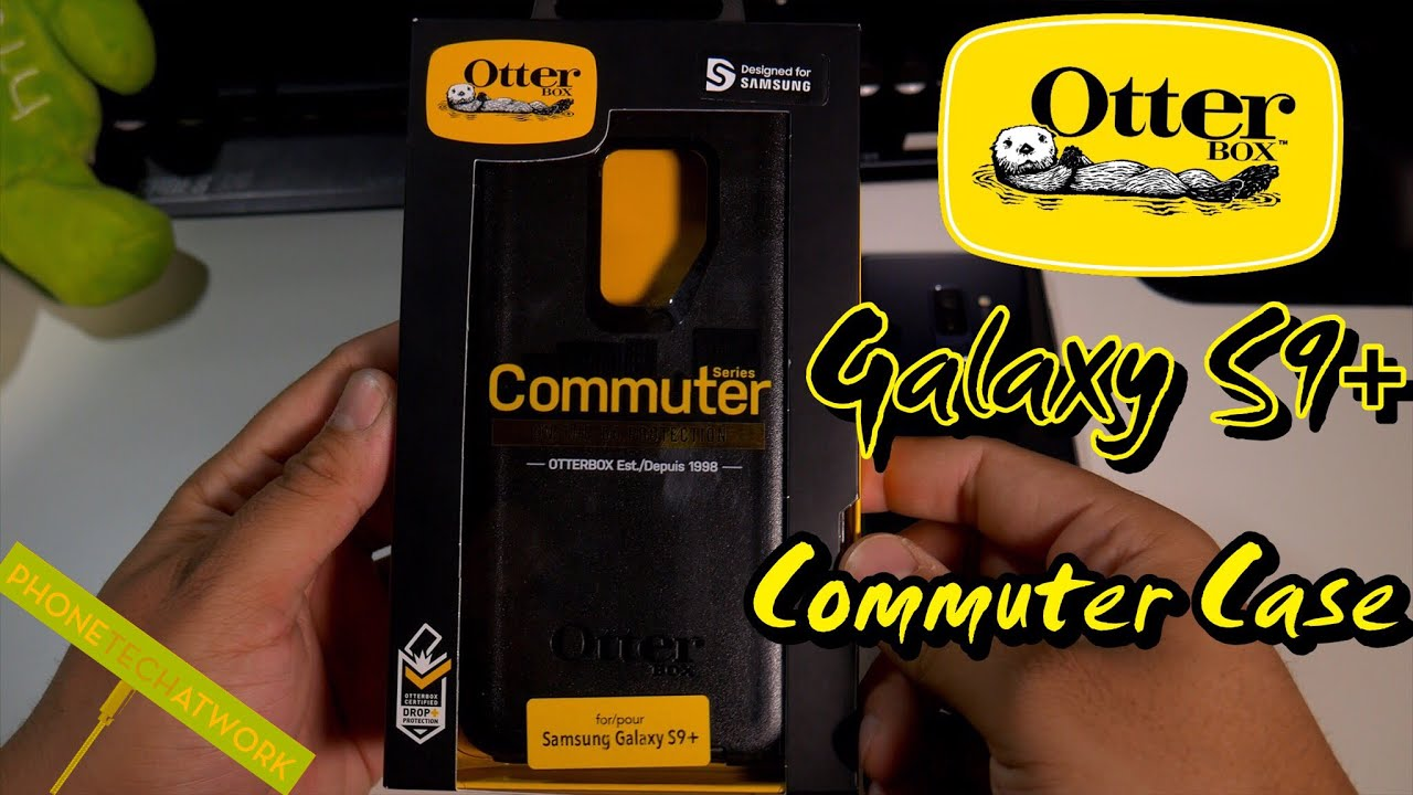 the best attitude 07fbf e5523 Samsung Galaxy S9 Plus Otterbox Commuter Case! Back In Effect!