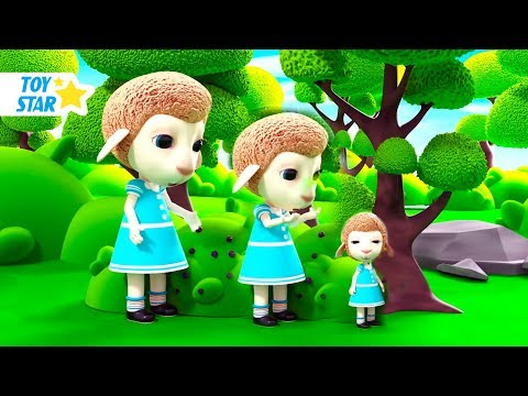 Dolly and Friends 3D | Big and Small | NEW Cartoon