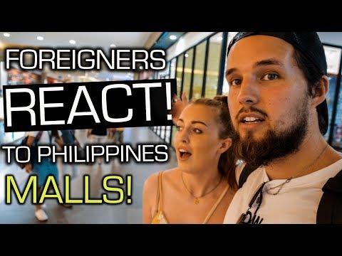 Filipino Shopping Malls Are INSANE! Cebu, Philippines