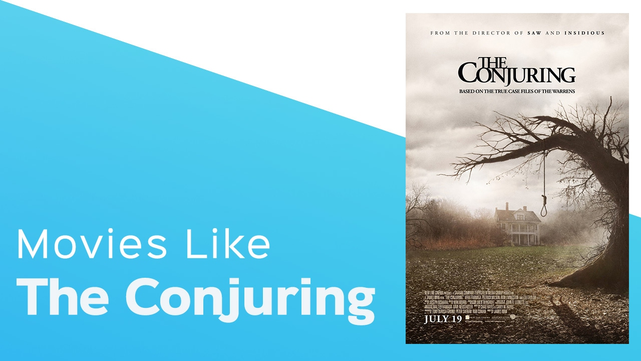 Download Top 5 Movies like The Conjuring - itcher playlist