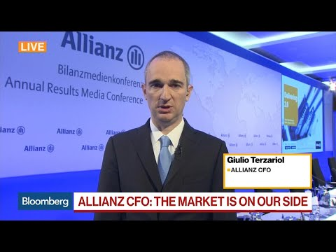 CFO Says Allianz Clearly Interested in Acquisitions