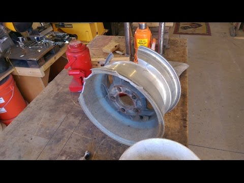 Reusable aluminum casting mold 4 - YouTube