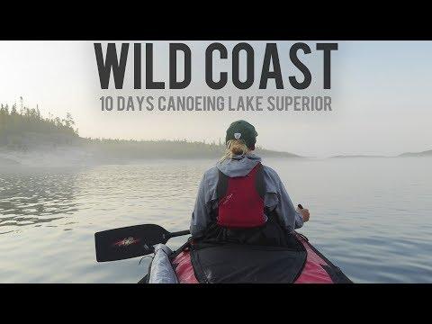 Wild Coast: 10 Days Canoeing Lake Superior | Pukaskwa to Michipicoten