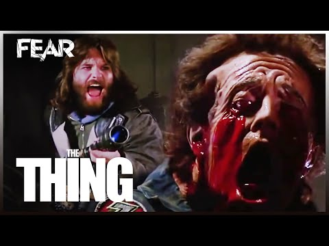 The Blood Test  The Thing 1982