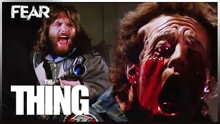 The Blood Test | The Thing 1982