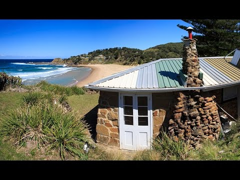 Heritage Beach Shack Of The Royal National Park