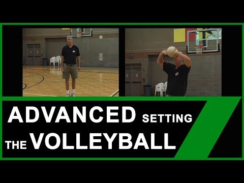 Volleyball Tips and Techniques - Advanced Setting featuring Coach Pat Powers
