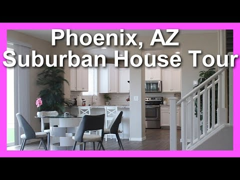 Laveen Arizona, Beautiful Suburb Of South Phoenix | House Tour