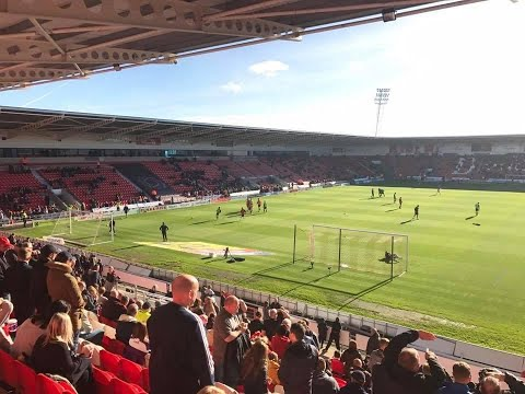 Doncaster Rovers Vs Rotherham United - Match Day Experience