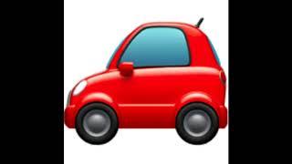Car Emoji