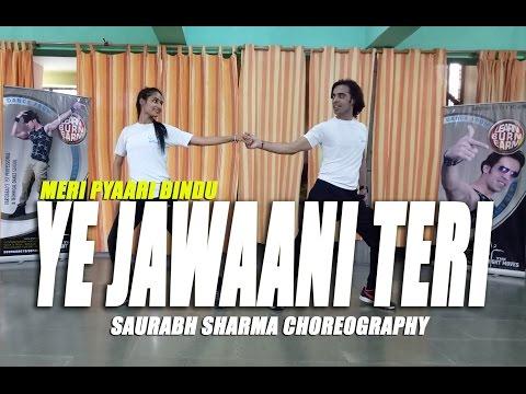 Ye Jawaani Teri I Dance Cover I Meri Pyaari Bindu I Ayushmann Khurana I Parineeti Chopra