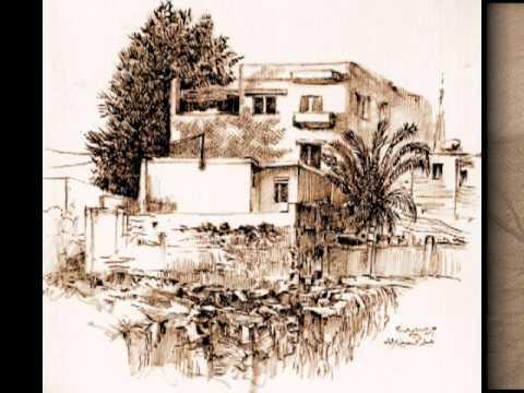 old houses from amman  jordan