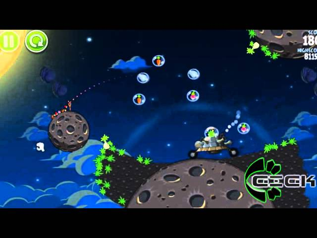 Guía Angry Birds Space parte 1 Videos De Viajes