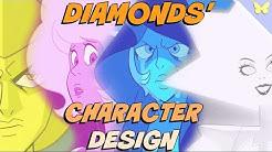 Character Design Explained: The FABULOUS DIAMONDS' -  Steven Universe Discussion