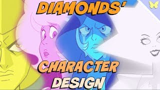 Character Design Explained: The FABULOUS DIAMONDS' -  Steven Universe Discussion