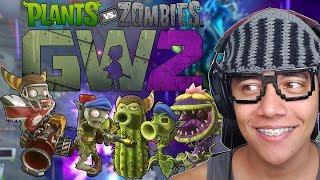 PROTEGENDO OS TERRITÓRIOS  - Plants vs. Zombies Garden Warfare 2