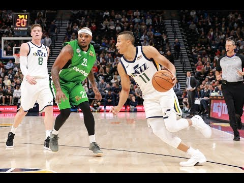 SLC Dunk Post Game Show: Utah Jazz defeat Maccabi Haifa