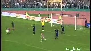Cavese-Foggia 3-1 - Ritorno Semifinale PlayOff Serie C1 Girone B 2006/07