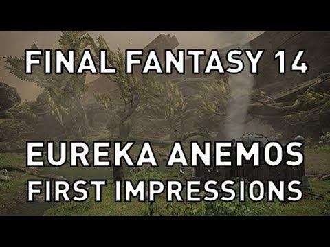 FFXIV: Eureka The Forbidden Land - Anemos First Impressions