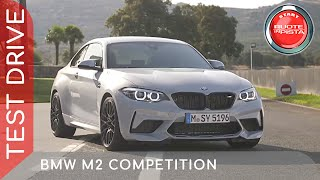 BMW M2 Competition a Ruote in Pista