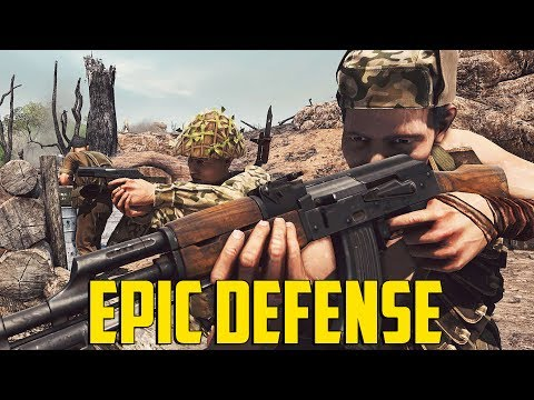 Rising Storm 2 Vietnam - Epic Defense