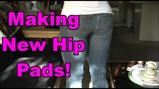 ef87a6e1dd How to Make Hip Pads + How They Look! - Transgender Fashion