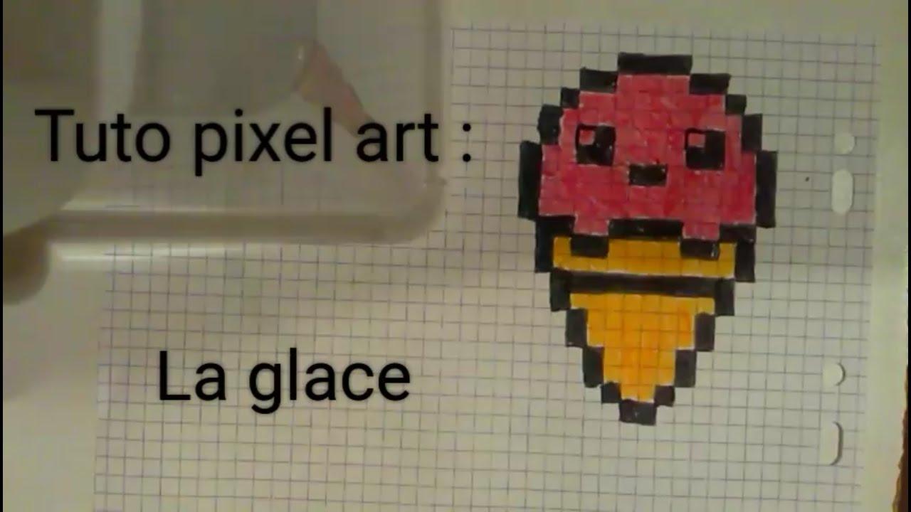 Tuto Pixel Art N3 La Glace