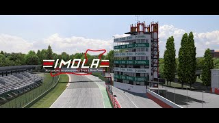 Imola: A Retrospective. Coming to iRacing in June