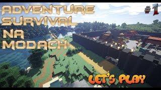 Adventure Survival na Modach - #1 - Wstęp