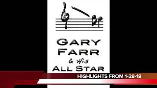 Highlights from 2018 concert - Gary Farr & His All Star Big Band