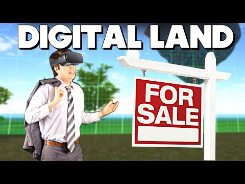 Virtual Real Estate! The Only House Millennials Can Afford!