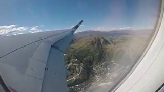 自転車世界一周の旅159日目(New Zealand Queenstown Airport) thumbnail