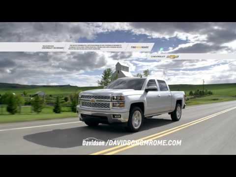 Chevy Truck Month At Davidson of Rome