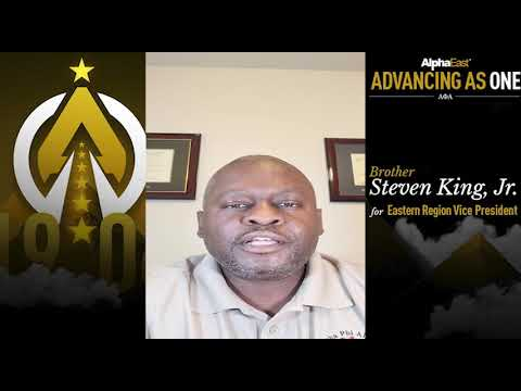 Why Steve - Bro. Ram Tecarro (Advancing As ONE)