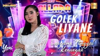 Yeni Inka ft New Pallapa - Lungamu Ninggal Kenangan | Golek Liyane (Official Live Music)