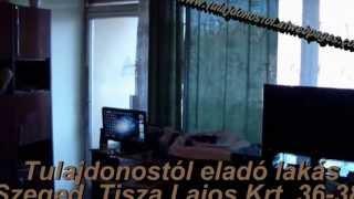 Tulajdonostól eladó lakás Szeged Tisza Lajos Krt. 36-38.