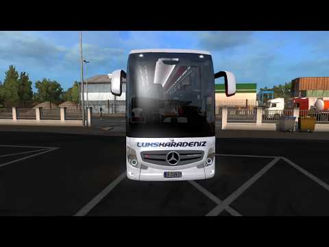Travego 15-16 SHD 2020 For ETS 1.37.x