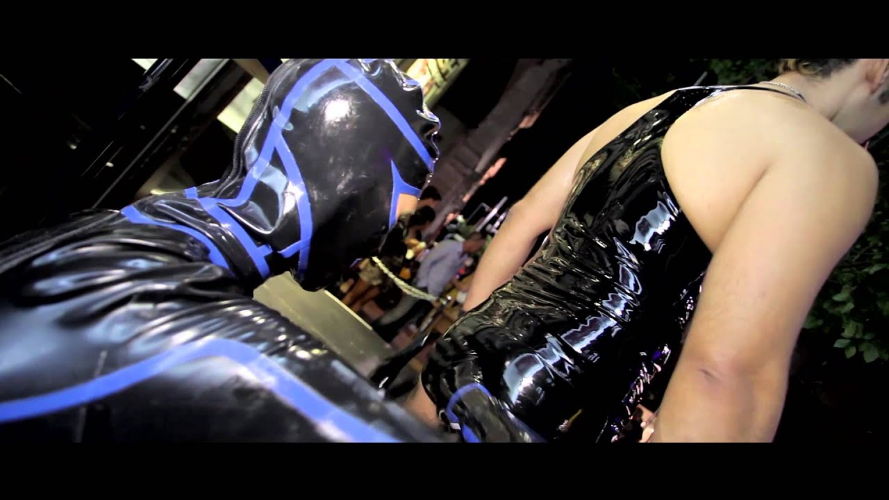 MONTREAL FETISH WEEKEND :: HEAVY RUBBER LATEX CATSUIT :: 10TH ANNIVERSARY