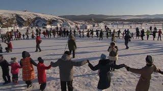 "Фестиваль ""Сагаалган"": лунный Новый год на озере Байкал"