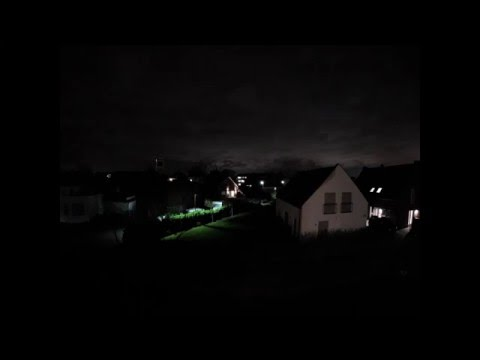 One day of January in Western Germany (GoPro Hero 4 Timelapse)