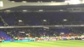 Watch Arsenal fans vandalise White Hart Lane after beating Spurs