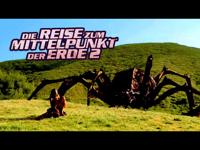 Die Reise zum Mittelpunkt der Erde 2 (Actionfilm in voller Länge, Action-Sci-Fi Film auf deutsch)