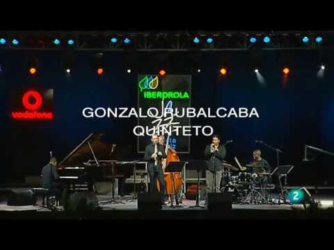 Gonzalo Rubalcaba Quinteto - Vitoria-Gasteiz, Spain, 2010-07-13 (full)