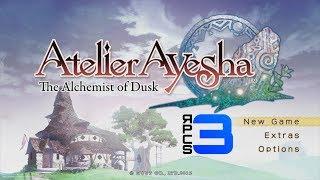 Atelier Ayesha: The Alchemist of Dusk - RPCS3 TEST (Almost Playable?)