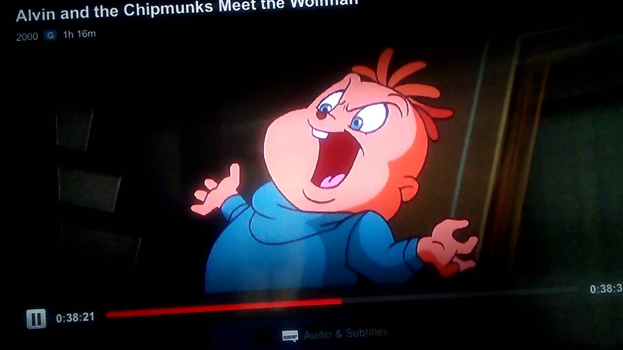 alvin and the chipmunks meet wolfman theodore eleanor