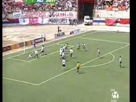 José Gálvez 4 vs Alianza Lima 3 Torneo Clausura peru 2008